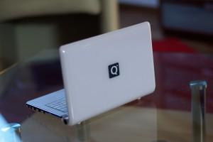 Das Q10 Air Netbook bietet ein integriertes Modem für mobiles Internet