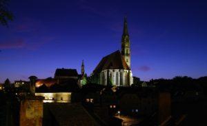 """Steyr wird auch als """"Romantikstadt"""" bezeichnet"""