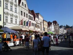 Steyr bietet Besuchern und Einheimischen ein wunderschönes Ambiente