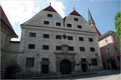Steyr - Der Innerberger Stadel beim Neutor