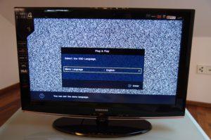 Der Samsung LE 32 B 450 C 4 WXZG LCD-TV im Test