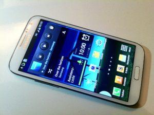 Das Samsung Galaxy Note II