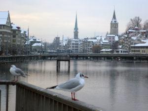 Zürich - die heimliche Hauptstadt der Schweiz