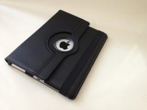 Dieses iPad Cover lässt das Tablet rotieren