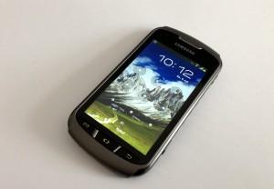 Das Samsung GALAXY Xcover 2 S7710