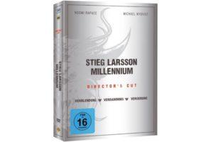Die Millennium-Trilogie nach Stieg Larsson