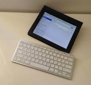 Das Anker Ultra Slim Bluetooth Keyboard (Foto: nurido.eu)