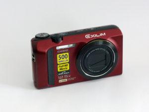 Mittlerweile sind auch Kompaktkameras wie die Casio Exilim EX-ZR300 extrem schnappschusstauglich (Foto: nurido.eu)