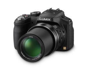 Die Panasonic Lumix DMC-FZ200EG Bridgekamera bietet eine tolle Qualität beim Fotografieren und Filmen (Foto: Amazon.de)