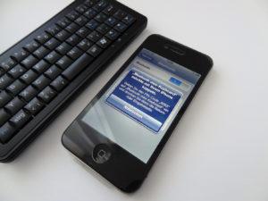 Das Sandberg Pocket Bluetooth Keyboard (Foto: nurido.eu)