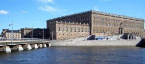 Das königliche Schloss in Stockholm (Foto: Wikimedia Commons - Dverma / Public Domain)