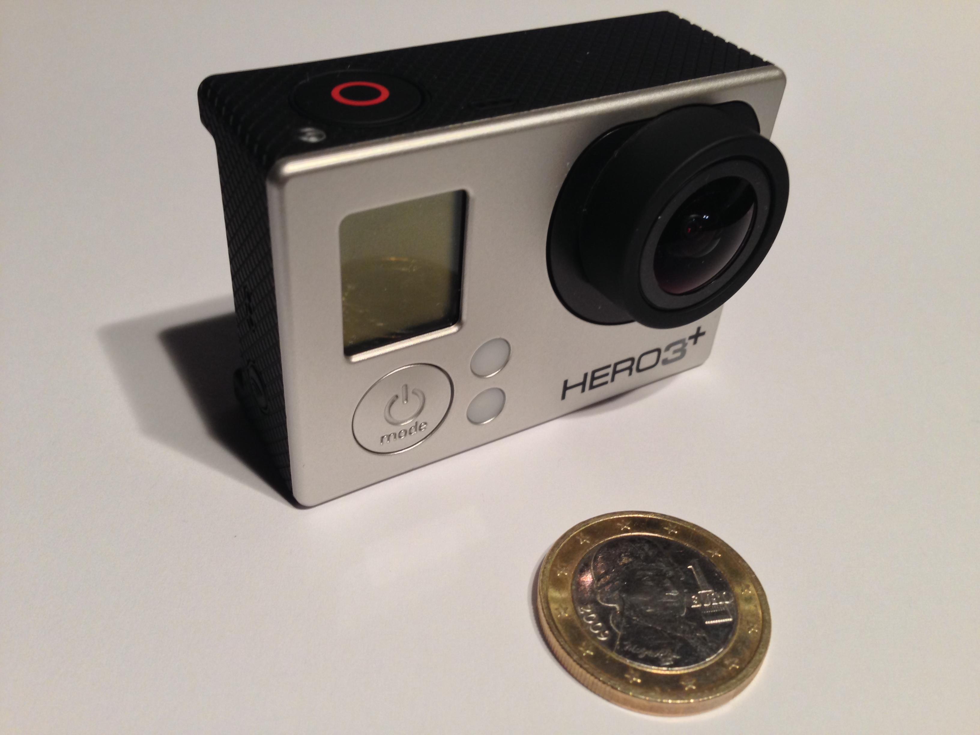 Die GoPro Hero 3 + Silver Edition im Test