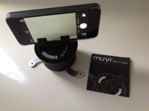 Die Veho Muvi X-Lapse VCC-100-XL Panorama-Halterung für Smartphones & Digicams