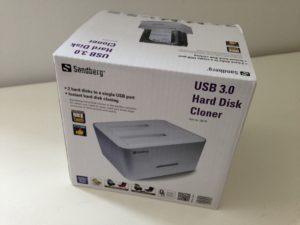 Festplatten einfach kopieren mit dem Sandberg USB 30 Hard Disk Cloner 133-74