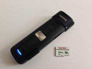 Im Test: Das SanDisk Connect Wireless Flash-Laufwerk