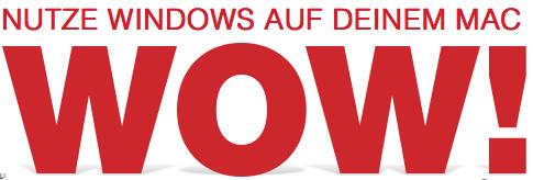 Windows auf dem Mac installieren mit Parallels