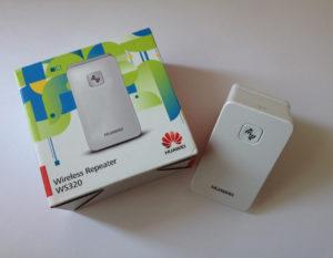 Der Huawei WS320 WLAN-Repeater im Test