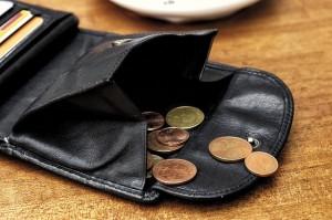 Wenn das Geld knapp wird, muss man rasch reagieren, um echte Probleme zu verhindern! (Foto: Pixabay.com)