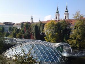 Die Grazer Innenstadt begeistert mit einer wunderschönen Atmosphäre
