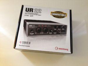 Das Steinberg UR22 Audiointerface bietet viel Gegenleistung zum kleinen Preis