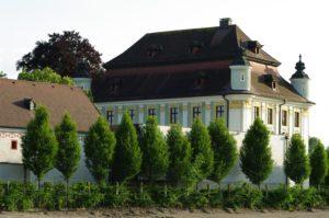 Das Schloss Traun im Zentralraum von Oberösterreich