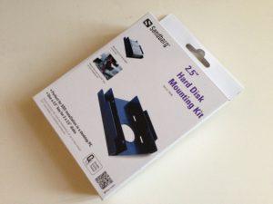 Der Sandberg Festplatten-Kit