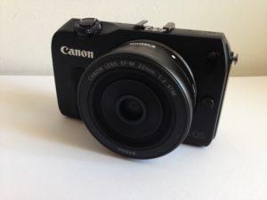 Die Canon EOS M Systemkamera im Test