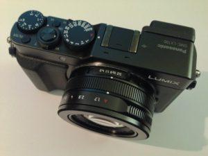 Die Panasonic Lumix DMC-LX100 mit 4K-Video im Test