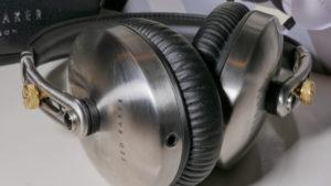 Ted Baker legt bei seinem Rockall-Headset größten Wert auf edles Retrodesign