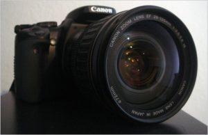 Das Canon EF 28-135 IS USM Objektiv