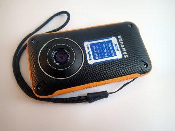 Samsung HMX-W300 Kamera